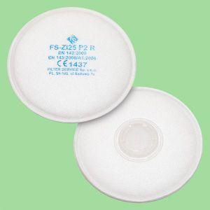 Filtry do półmasek wielokrotnego użytku