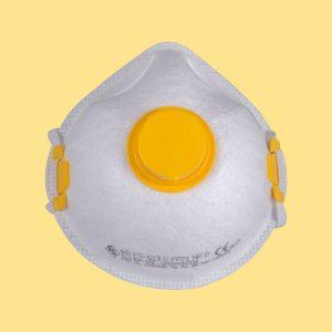 Certyfikowane półmaski przeciwpyłowe